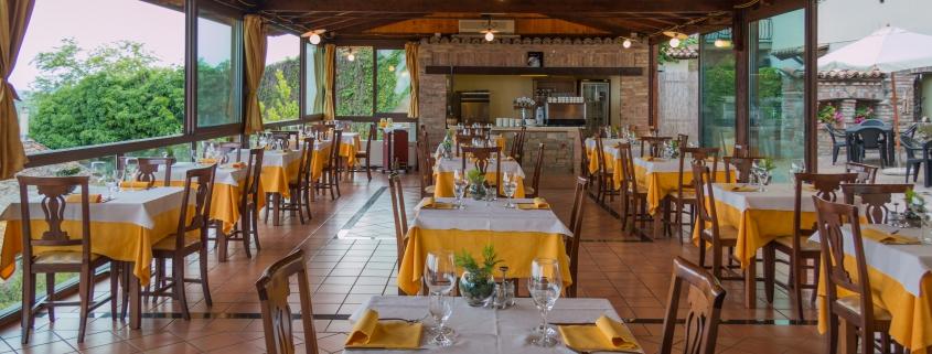 Restaurant Belvedere Alice Bel Colle Ristoranti Della Tavolozza